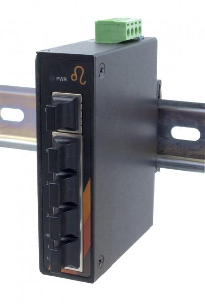 5-Port Ethernet Switch -5*10/100/1000Tx, kompakt