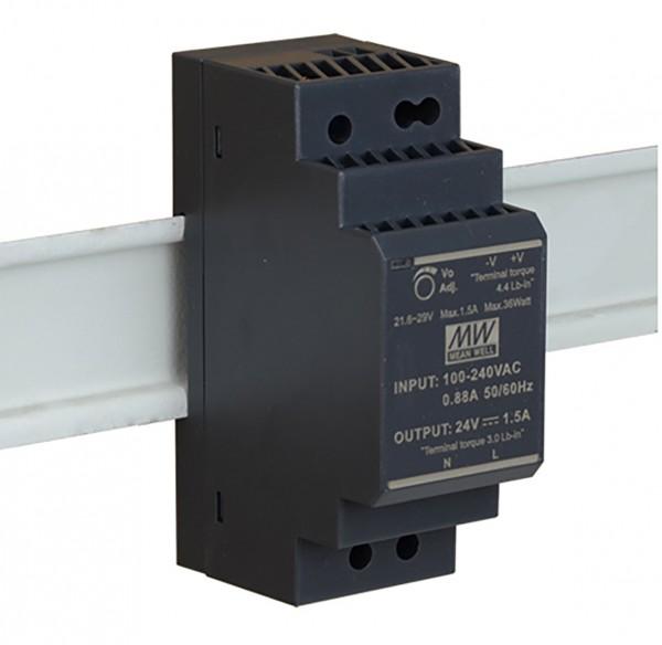 HDR-30-24 Netzteil für EXSYS USB HUB
