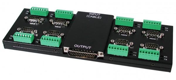 8S RS-232/422/485 Module für 47040P/47045E