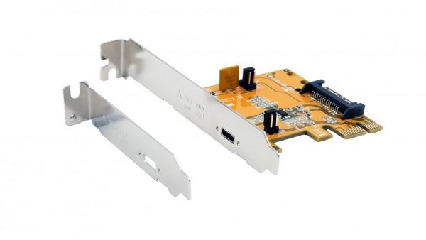 PCIe Adapter Karte für EX-1012
