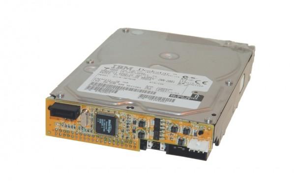 Serial-ATA Konverter zu IDE DMA Festplatten