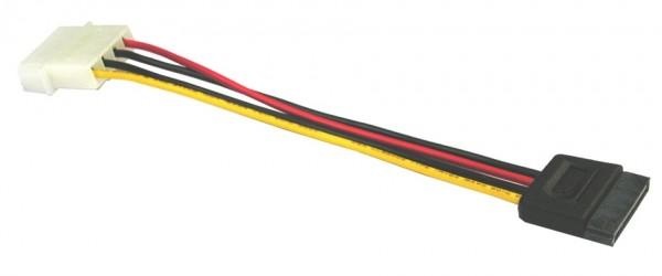 SATA Power Kabel 15 Pin zu 4 Pin Molex