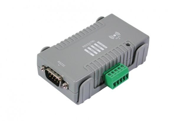 Wireless LAN zu 1 x Seriell RS-232