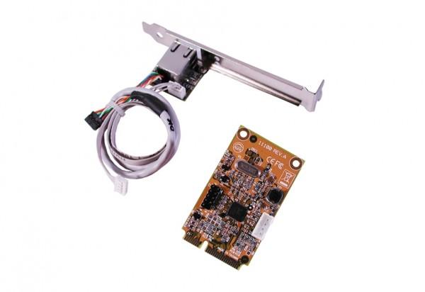 Mini PCIe Ethernet 1Giga LAN Karte (Realtek)