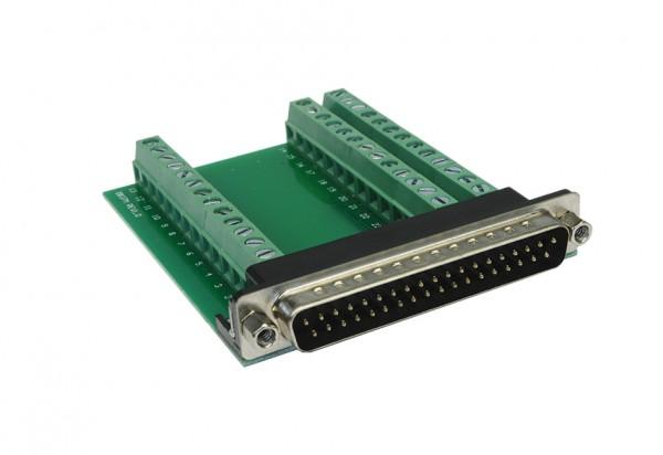 Adapter 37 Pin Stecker zu 39 Pin Terminal Block