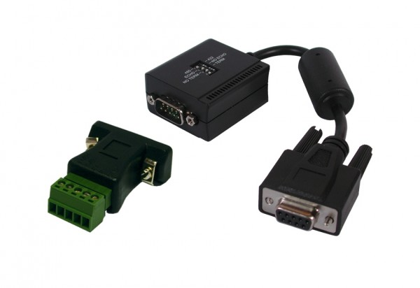 Konverter RS-232 zu RS422/485, Isolation&Surge