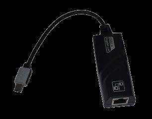 USB 3.1 C-Anschluss zu Ethernet 1Gigabit LAN