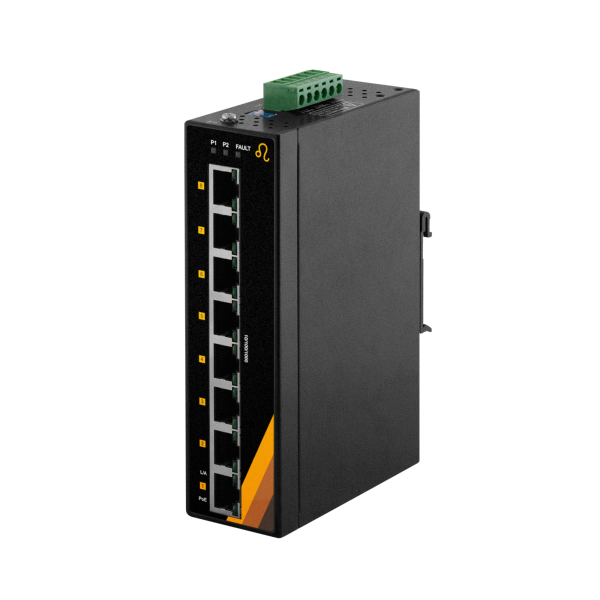 8-Port Ethernet Switch -8*10/100/1000Tx (PoE)
