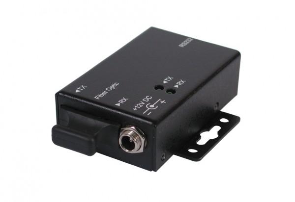 Konverter RS-232 zu LWL Lichtwellen-Leiter (Fiber)
