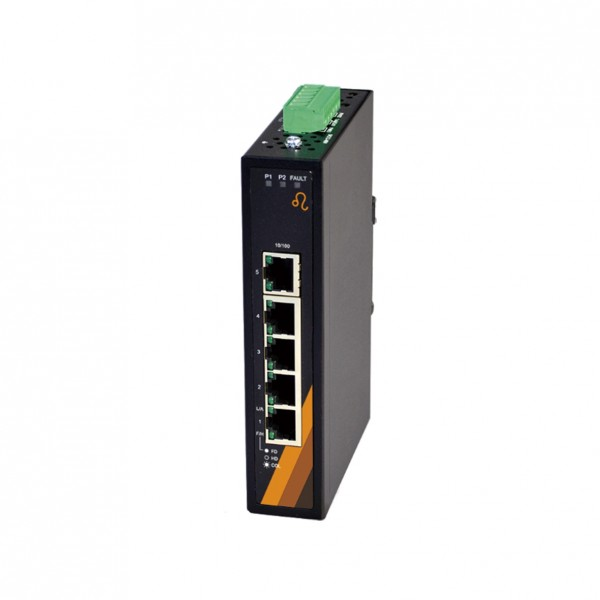 5 Port Industrie Ethernet Switch