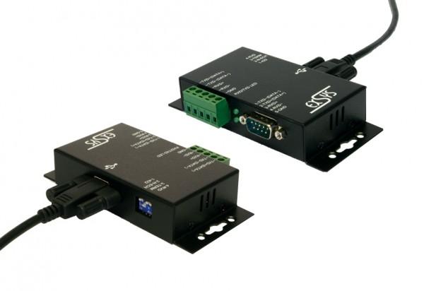 USB 1.1 zu 1S Seriell RS-422/485 Port, Metallgeh.
